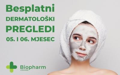 Besplatni dermatološki pregledi
